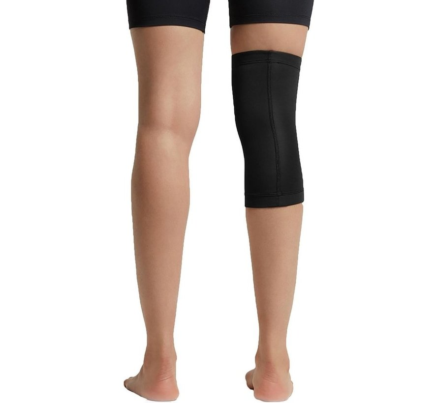 2 X Copper Knee Support (1 Pair) Copper Support Copper Infused High Quality Breathable Design Provides Comfortable And Durable Joint Support - All Lifestyles - Size S - Size S