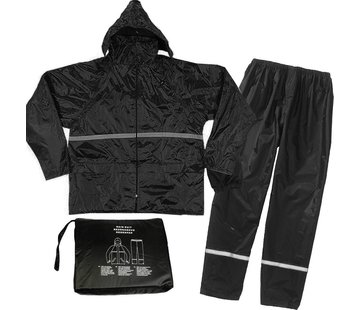 Discountershop Regenpak maat XL - Regenpak - Basic Rainsuit - Unisex - Regenpak dames en heren - regenpak maat XL- Regenpak kopen