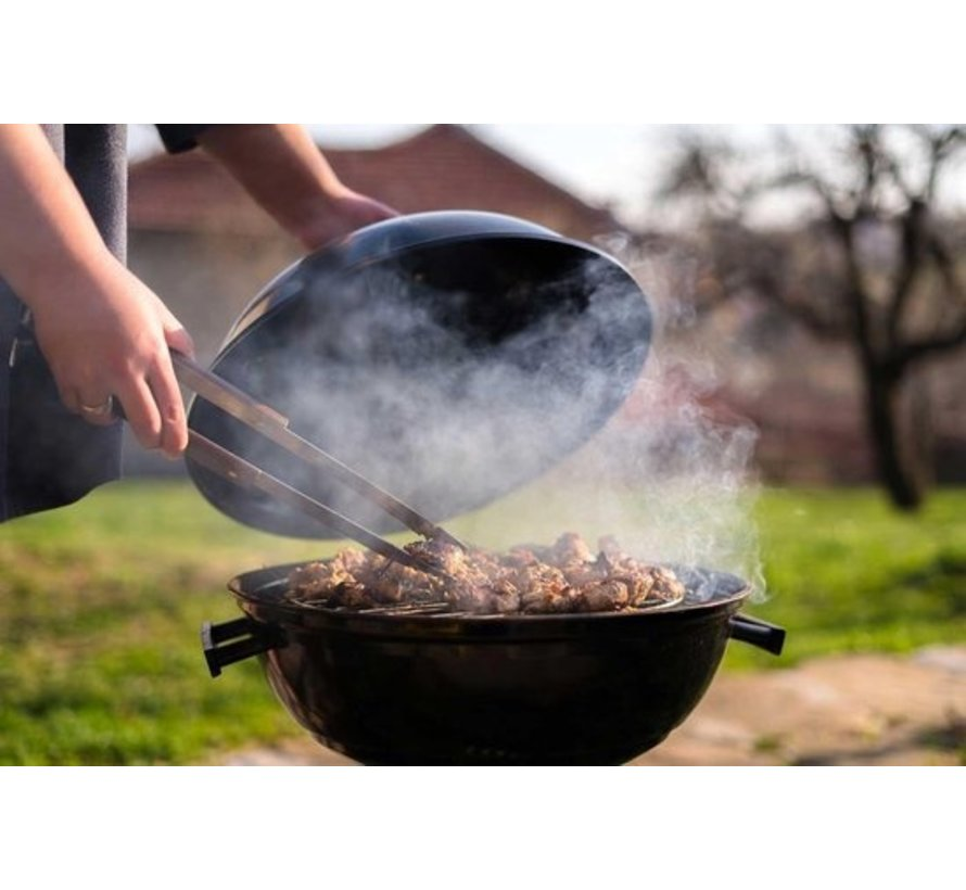 4X houtskoolbriketten van 2 KG - 4 zakken houtskoolbriketten - Barbecue - BBQ - 4 Stuks