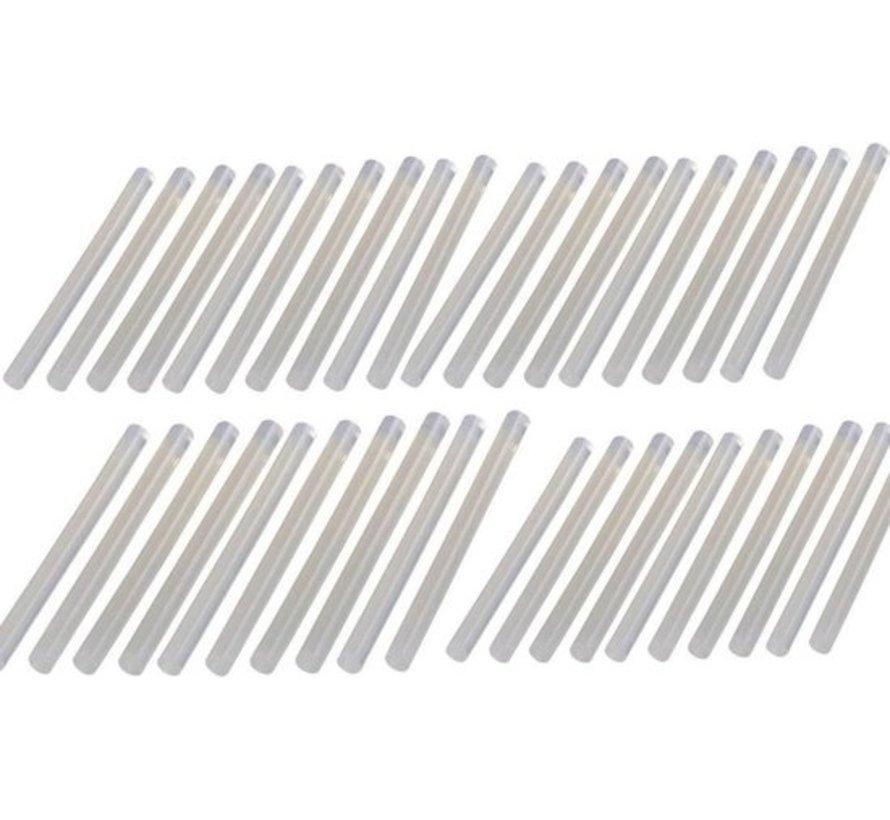 Lijmpistool Vullingen - Lijmpatronen 11 MM Rond - 150MM Lang - Lijm Patronen voor Lijmpistool - LijmpistoolLijmstick