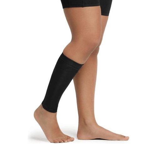 TRX 2 X Copper Calf Bandage (1 Pair) Copper Support Copper Infused High Quality Breathable Design Provides Comfortable And Durable Joint Support - All Lifestyles - Size M - Size M