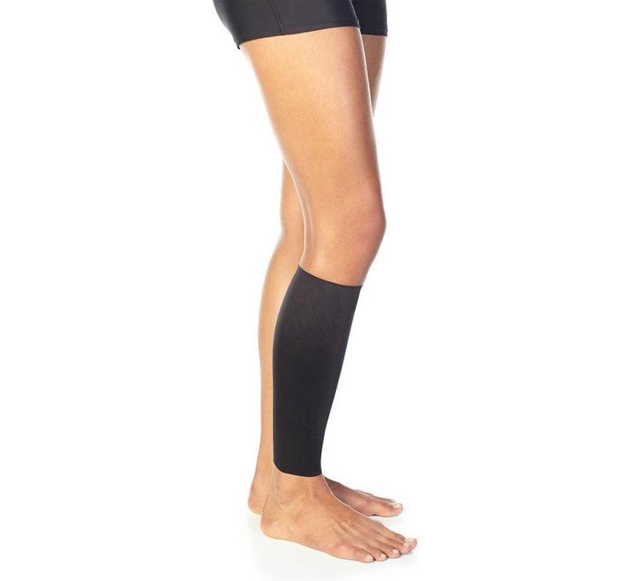 2 X Copper Calf Bandage (1 Pair) Copper Support Copper Infused High Quality Breathable Design Provides Comfortable And Durable Joint Support - All Lifestyles - Size M - Size M