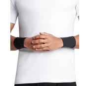 TRX 2 X Polssteun met koper ondersteuning - Compressie pols sleeve-koper geïnfundeerde polssteun voor mannen en vrouwen -circulatie en herstel verbeteren (1 paar) - Maat S - Size S