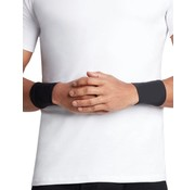 TRX 2X Wrist Support With Copper Support - Compression Wrist Sleeve - Copper Infused Wrist Support For Men And Women - Improve Circulation And Recovery (1 Pair) - Size M - Size M