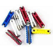 Allride Steenzekering | assortiment 10 stuks | installaties | auto |Glaszekering | elektrische stromen |Auto Zekeringen |Steekzekeringen