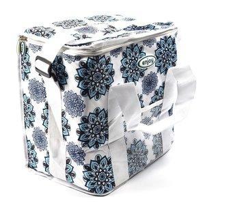 Merkloos Cooler Bag - Cooler Bag - Lunch - Buy Cooler Bag - Blue - Large - Cool Box - Beach - 30L 36X24X34CM