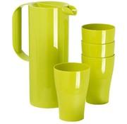 Koziol RIO Koziol RIO juice jug in modern design, approx. 1.5L, 5 parts