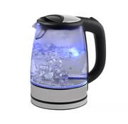 E&H E&H waterkoker 1.7 - Glazen Waterkoker - 1.7 Liter