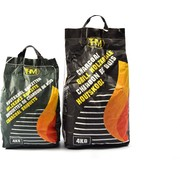 THM THM barbecue charcoal - charcoal briquettes 4+ 4 kg - Charcoal briquettes - Charcoal