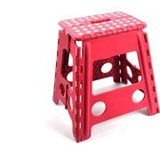 Merkloos Opstapkruk - opstapkrukje - Badkamerkrukje - Zwart - Kruk - Badkamerkruk - Krukje - Trappetje - Kleine trap - Design - Kunststof - Discountershop Kruk super handig - Krukje - Keukentrap - Keukentrapje - Opvouwbaar - Blauw 39 cm - tot 150 kg