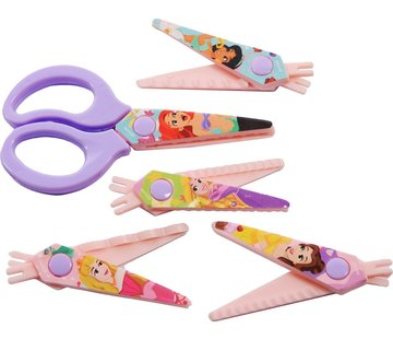 Disney Princess DISNEY - PRINCESS - SCHAAR - SCHARENSET - KNUTSELEN - Scharen set van Disney Princess