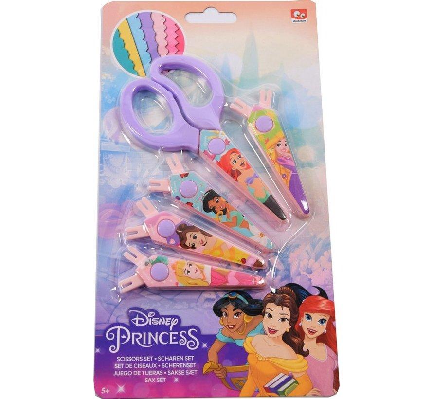 DISNEY - PRINCESS - SCHAAR - SCHARENSET - KNUTSELEN - Scharen set van Disney Princess
