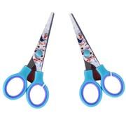 Disney Frozen Disney Frozen Scissors - 2 Pieces - Children's scissors - Cutting for children - Crafts - Elsa - Olaf - Craft supplies - Cutting scissors