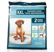 Heavy Duty Heavy duty training pads for large and adult dogs - Potty training - XXL 2 pads - 91.5 cm by 76.5 cm