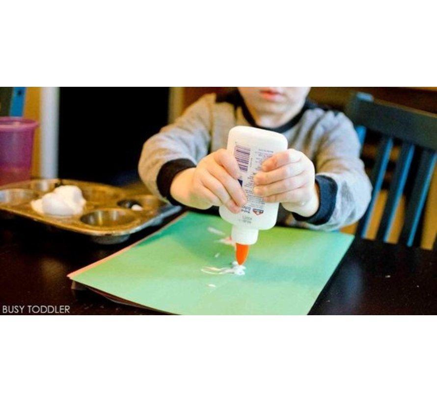 Knutsellijm 250 ml - Lijm - All purpose glue - Glue - Kinderlijm - Knutselen - Goedkope knutsellijm -
