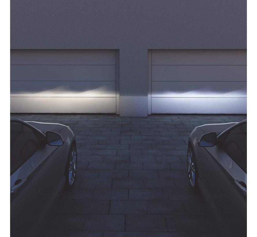 2 STUKS 12V 60/55W H4 P43t Halogeenlamp 6500K Auto Halogeenlamp Xenon Donkerblauw Glas Super Wit Hoog Wattage Lamp
