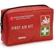 Discountershop First Aid Kit - EHBO Doos - 41-Delig - Verbandtrommel - Verbanddoos - Verbanddoos motor en auto