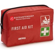 Discountershop First Aid Kit - First Aid Box - 41-Piece - First Aid Kit - First Aid Box - First Aid Box Motorcycle and Car