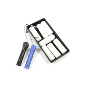 Merkloos 10-Piece Paint Roller | Paint painter set | Paint set | Wall paint set | paint tray