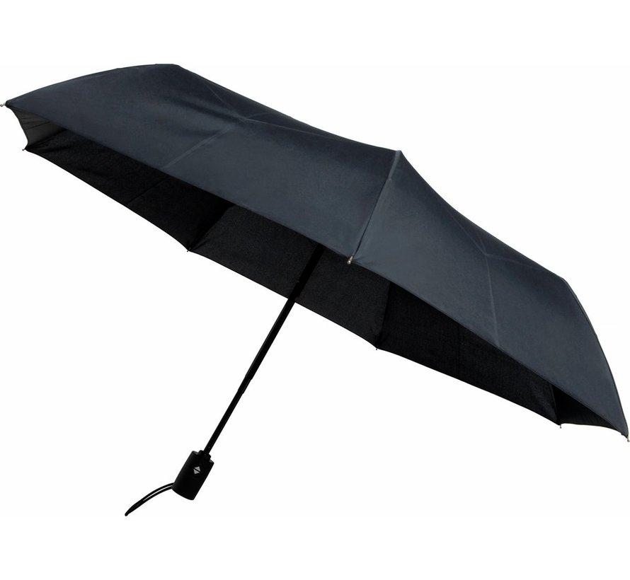 Paraplu - opvouwbare paraplu auto open + close - 7 banen   37 cm, B: 53 cm, C: 49 cm