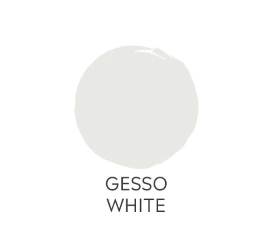Gesso wit 500 ML - Mat Primer finish 500 ML - Matte finish Primer Universeel 500 ML - Gesso White