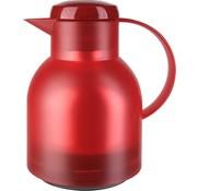 Tefal Tefal samba thermoskan 1 liter- isoleerkan - kan 1 liter - Thermos 1 liter Rood