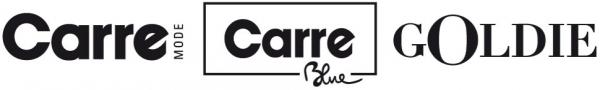 Carre mode | Carre Blue | Goldie