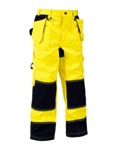 Blaklader Kinderbroek High Vis