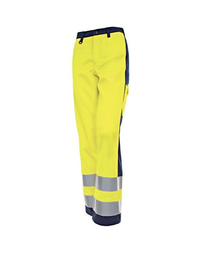 Blaklader Dames Werkbroek High Vis