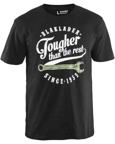 Blaklader 9157 Limited T-shirt met de tekst Tougher than the rest