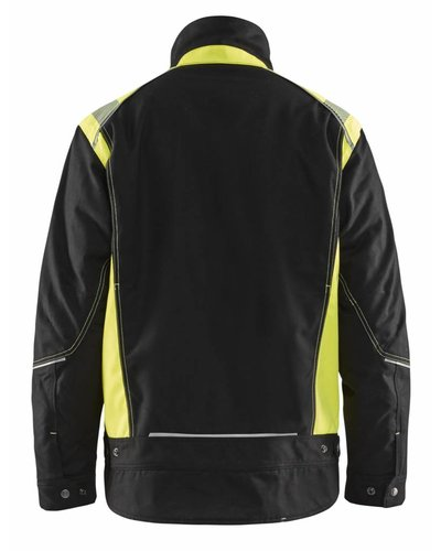 Blaklader 4915 Winterjas met high-vis striping