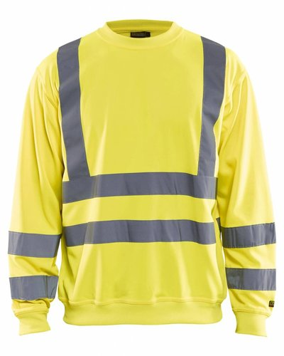 Blaklader Sweatshirt High Vis, drie kleuren