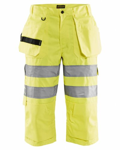 Blaklader Piraatbroek High-Vis driekwart model