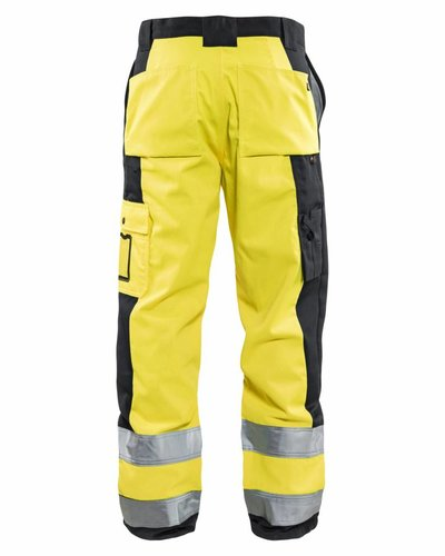 Blaklader High Visibility Werkbroek met striping