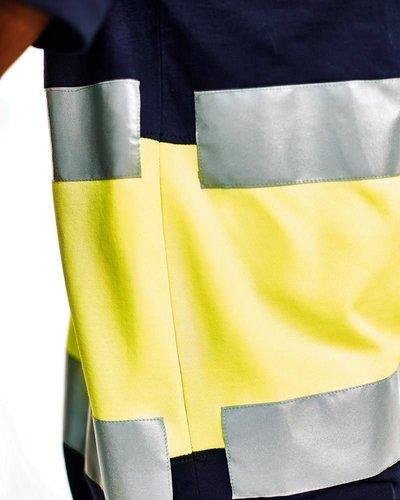 Blaklader 3387 Hi-Vis T-Shirt met striping