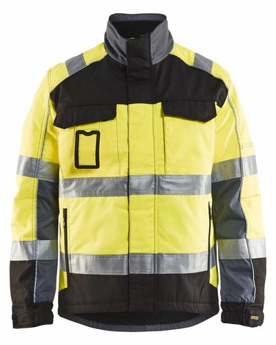 Blaklader Winterjas High Vis