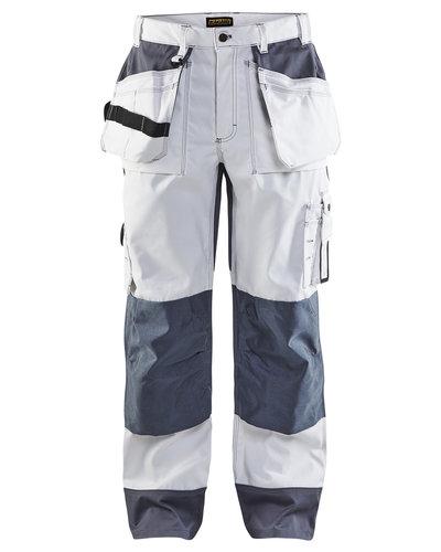 Blaklader 1503 2 kleurige werkbroek met spijkerzakken