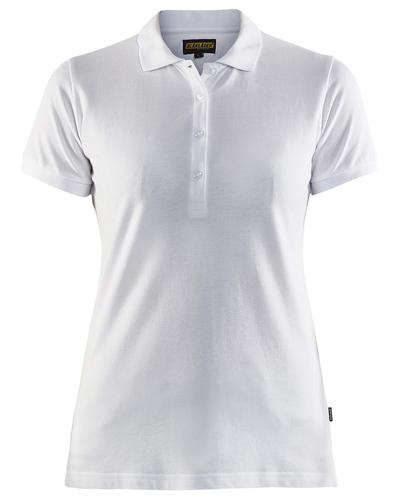 Blaklader Poloshirt voor dames Piqué van Blaklader.