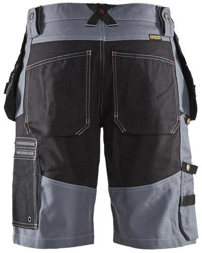 Blaklader X1500 Kortebroek met losse spijkerzakken