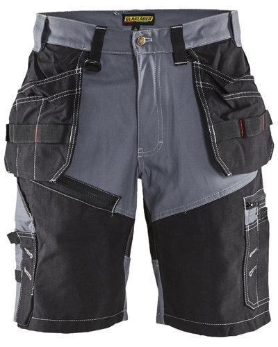 Blaklader X1500 Korte broek met losse spijkerzakken
