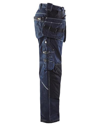 Blaklader Blaklader Werkjeans met losse spijkerzakken