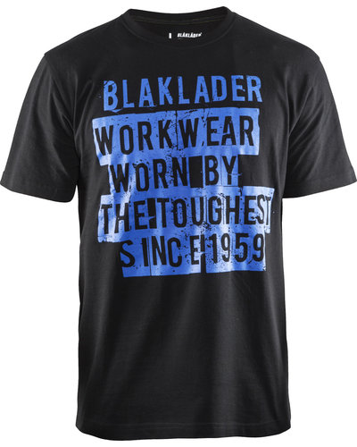 Blaklader 9159 LIMITED EDITION T-SHIRT TOUGHEST