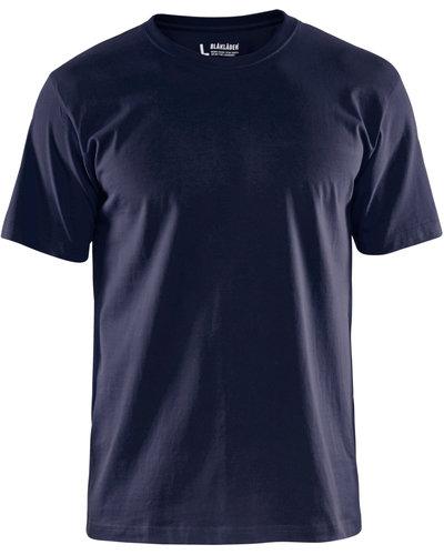 Blaklader T-Shirt met versterkte hals