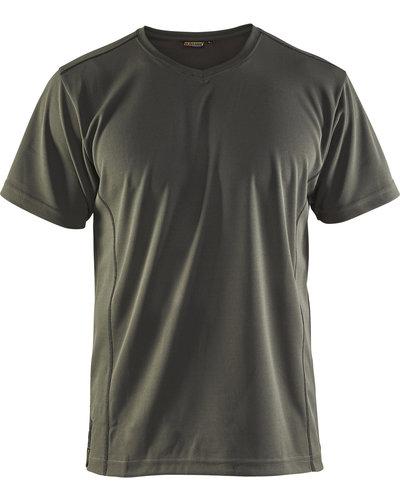Blaklader Functioneel UV T-Shirt Met Bamboe Houtskool