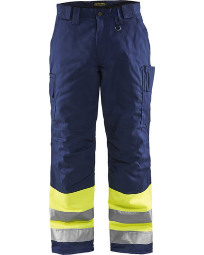 Blaklader Winterwerkbroek High Vis