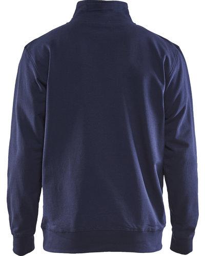 Blaklader Warme sweater met 1/2 rits