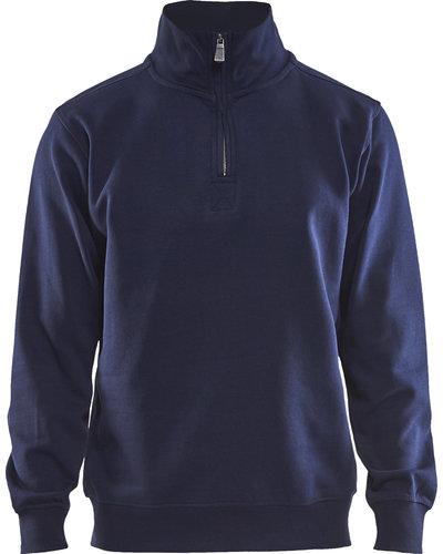 Blaklader Sweater met 1/2 rits