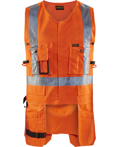 Blaklader Werkvest High Vis met striping