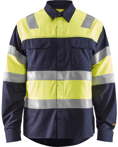Blaklader 3228 Vlamvertragend Overhemd