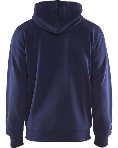Blaklader Hooded Sweater met volledige rits